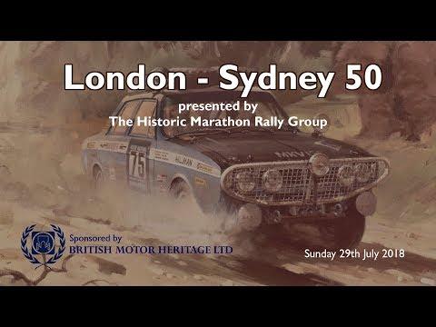 London - Sydney 50