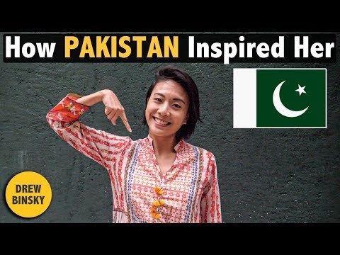 How PAKISTAN Inspired Her 🇵🇰
