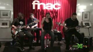 BIOSFEAR - Las Arrugas de mi piel (Concierto Acústico FNAC La Gavia 2011)