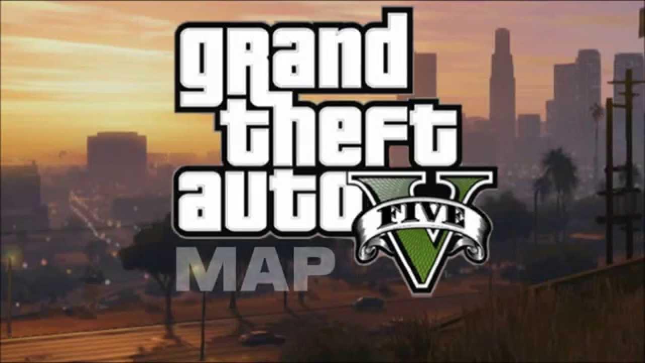 Gta 5 Map Leak GTA 5 Map Leaked - You...