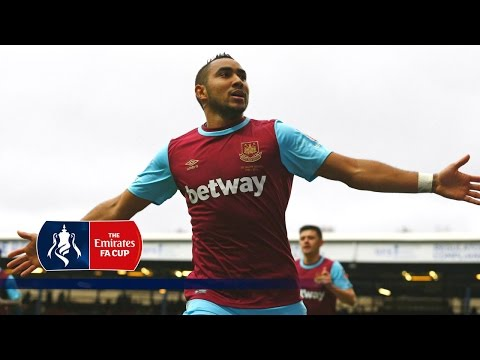 Blackburn 1-5 West Ham - Emirates FA Cup 2015/16 (R5) | Goals & Highlights