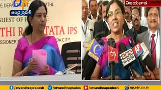 Will take Stringent Action Against | Food Adulterers | Vigilance DG Anuradha