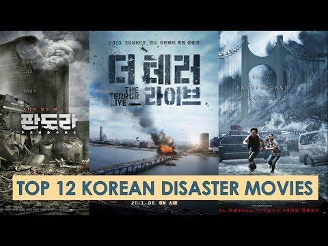 TOP 12 KOREAN DISASTER MOVIES LIST