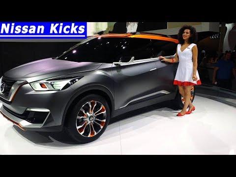 Nissan Kicks - Upcoming car in india 2018
