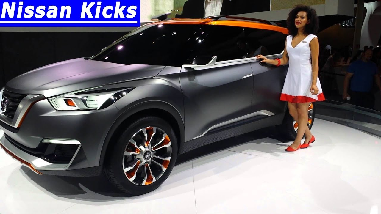 Nissan Kicks Upcoming Car In India 2018 Youtube