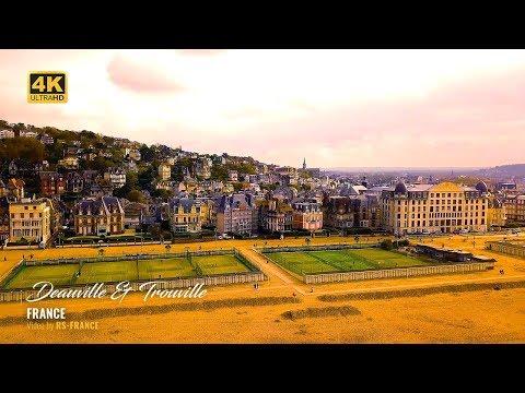4K - Deauville & Trouville