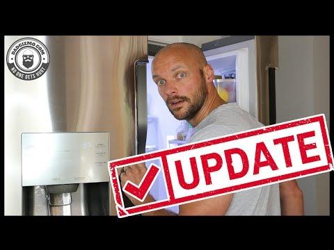 REVIEW UPDATE: Samsung 4-Door Flex Counter Depth Refrigerator with Flexzone