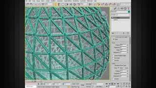 3ds Max Modeling Tips - Using The Lattice Modifier In 3ds Max