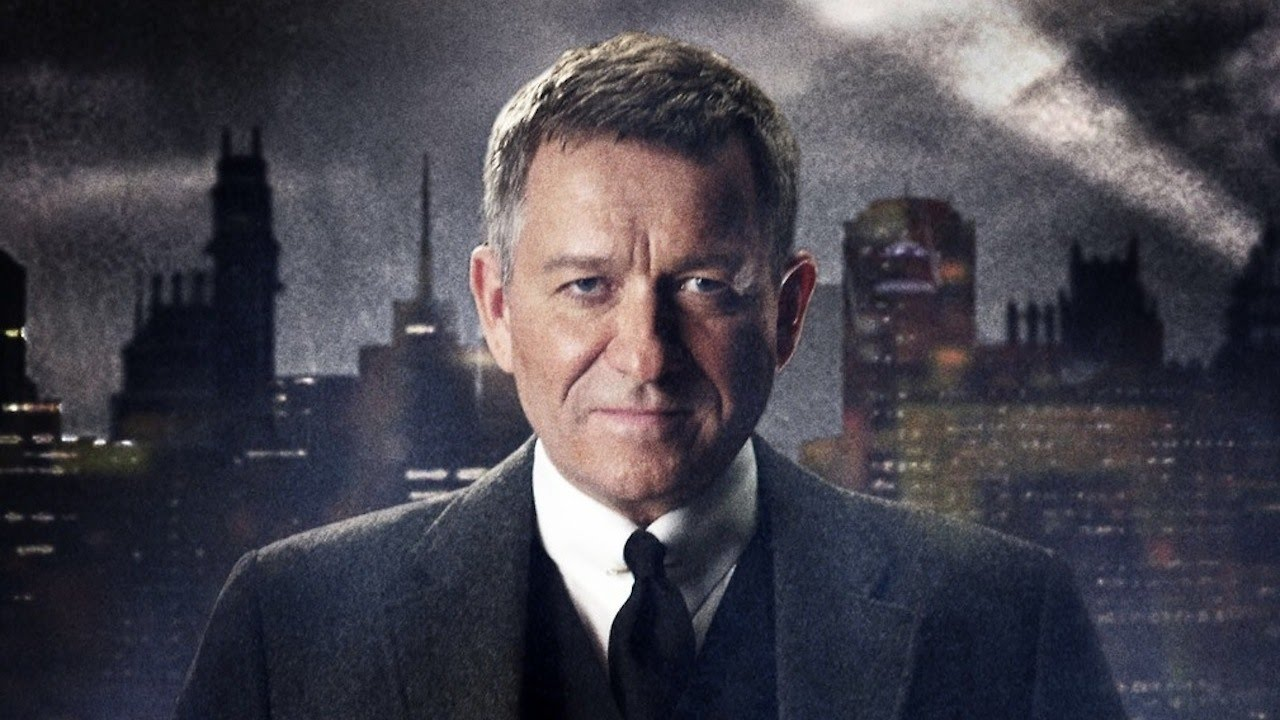 Image result for gotham alfred