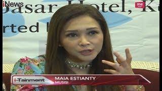 Setelah 10 Tahun Cerai, Maia Estianty Berbagi Cerita Kehidupan Masa Lalu - i-Tainment 03/09