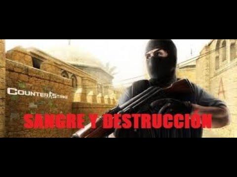 JUGANDO CSGO CON MANDO DE PS4   MetallicGameplays 207