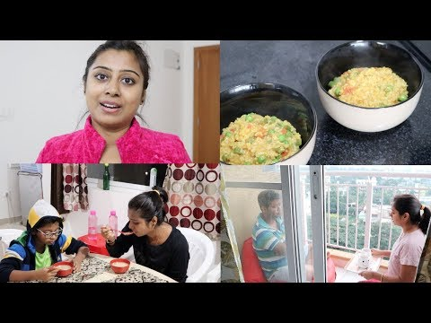 Full Holiday Vlog || Indian Healthy Breakfast And Delicious Dinner