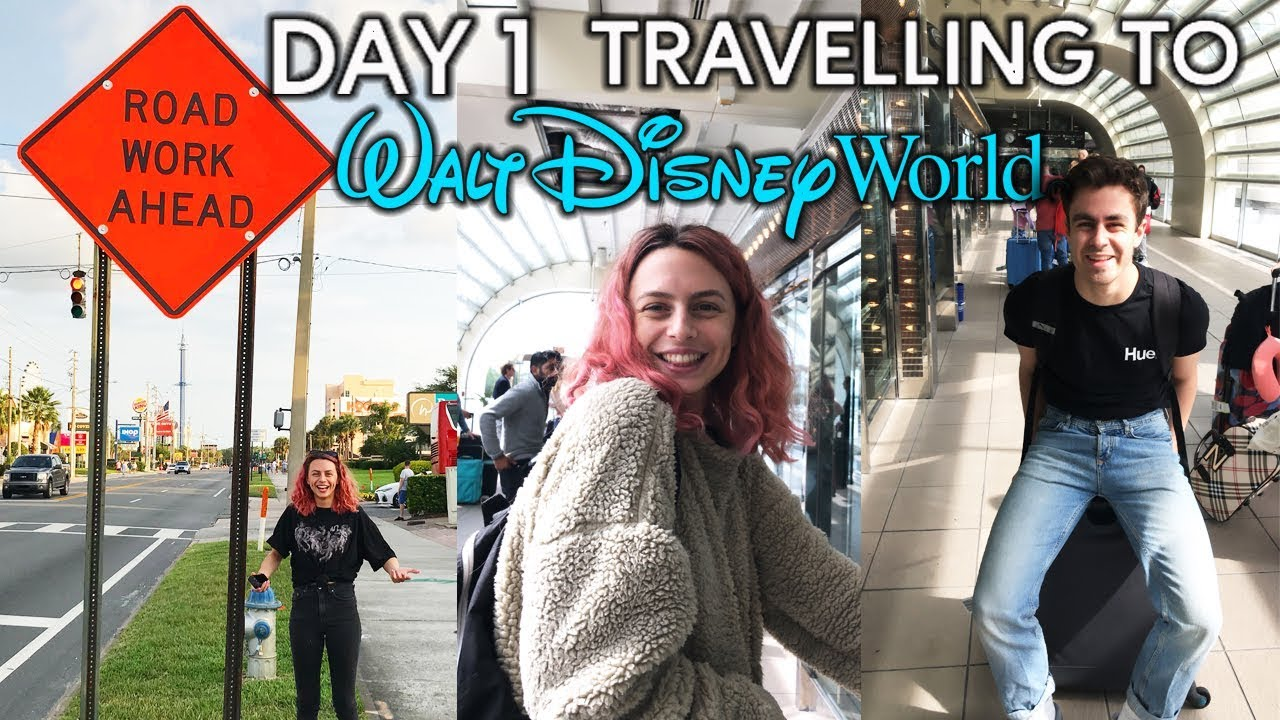 TRAVELLING TO FLORIDA! DISNEY WORLD 2019 | Sophie Foster