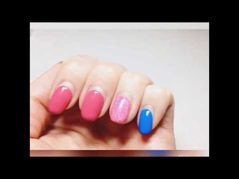 Зеркальная втирка для ногтей (зеркальный блеск) - фото и видео