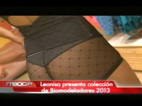 Leonisa presenta colección de Biomodeladores 2013