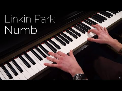 Linkin Park - Numb - Piano cover [HD]