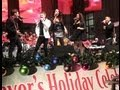 """Savvy sings """"Christmas Time Again"""" at Houston's Holiday Celebration 2011"""