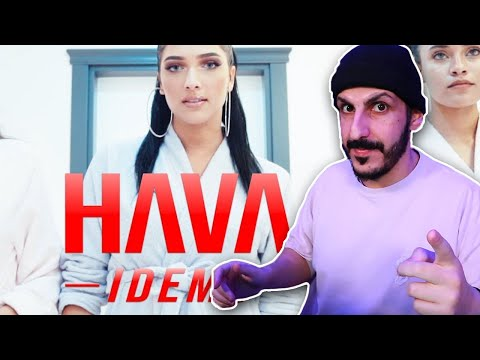 Producer REAGIERT auf  HAVA – IDEMO (prod. by chekaa, caid, dj a.s.one) [Official Video]