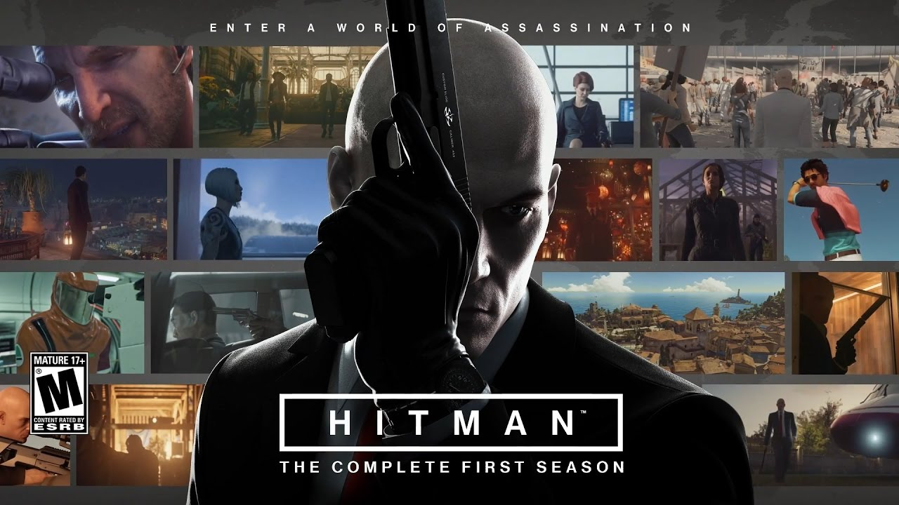 Hitman Complete Season 1 Movie Full Story All Missions Silent Assassin Suit Only Youtube