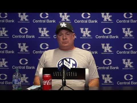 Mark Stoops Previews Missouri