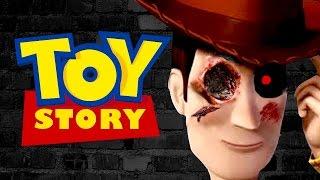 ARRUINANDO INFANCIAS | Toy Story.exe - JuegaGerman