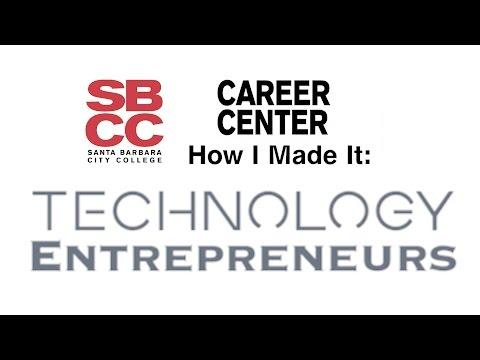 How I Made It: Technology Entrepreneurs