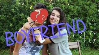 Crazy Boyfriend Tag! | Giorgia Marchetti E Federico.