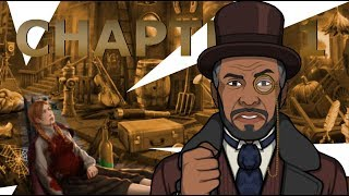 Criminal Case Mysteries of the Past - Case #2 - Slash and Burn - Chapter 1