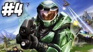 Halo: Combat Evolved Walkthrough | The Truth and Reconciliation  | Part 4 (Xbox/PC)