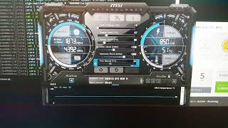 My first GTX 1070 Ti mining rig (2400 sol/s) Video
