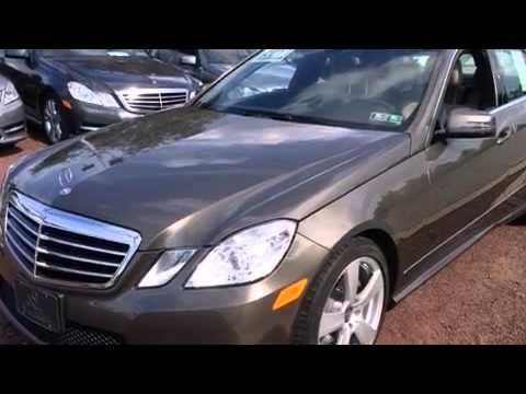 2011 mercedes benz e350 west chester pa youtube for Mercedes benz west chester pa