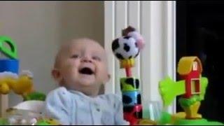 Bimbi che ridono compilation- le risate più belle dei bambini