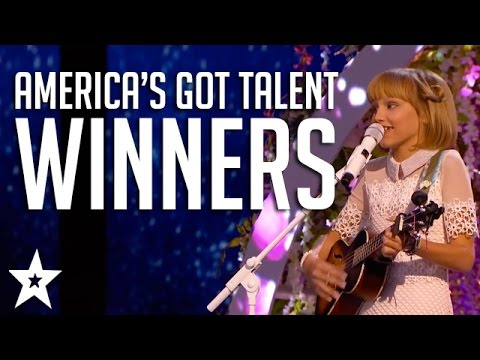 ALL America's Got Talent WINNERS | Got Talent Global