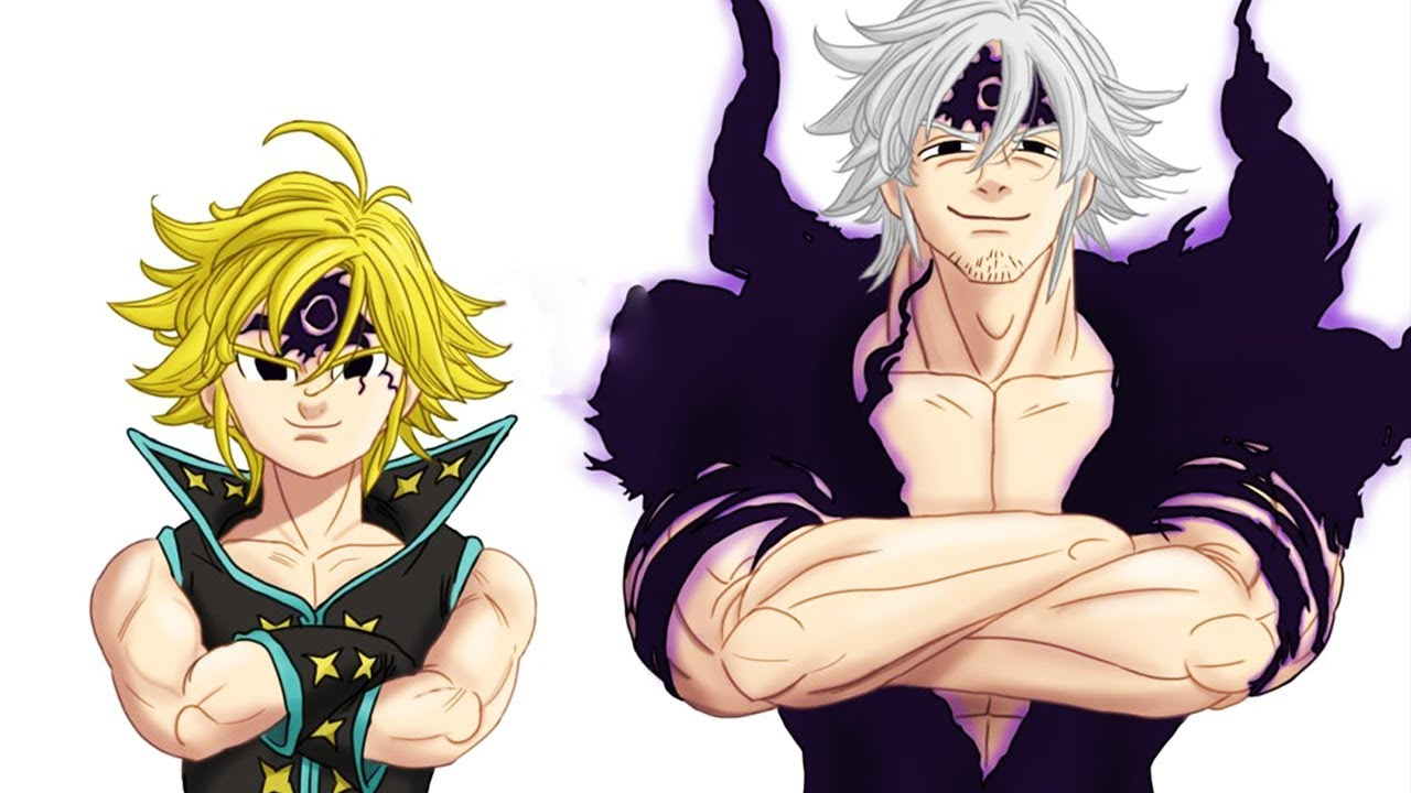 seven deadly sins manga online