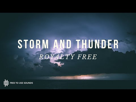 Rain And Thunderstorm Germany! Binaural Audio + Video! Free Download