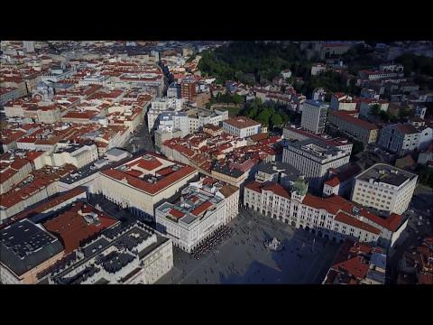 Trieste in 4k - DJI Mavic Pro