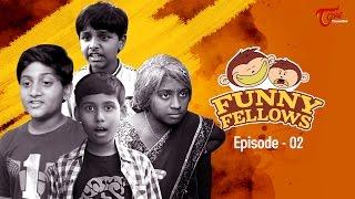 FUNNY FELLOWS | Kids Comedy Skits | Part #2 | By Lavanya Alvala | #TeluguComedy
