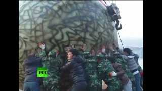 Noah's Ark: Great Balls Of China To Defend Against 'apocalypse' End Of Days, 21 Dec 2012