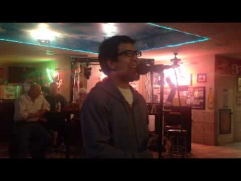 Diesel karaoke at Palacios