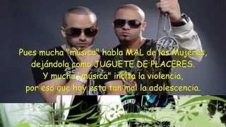 Zona Ganjah - Música Consciente (+ Letra) [DESPERTAR 2012] HD