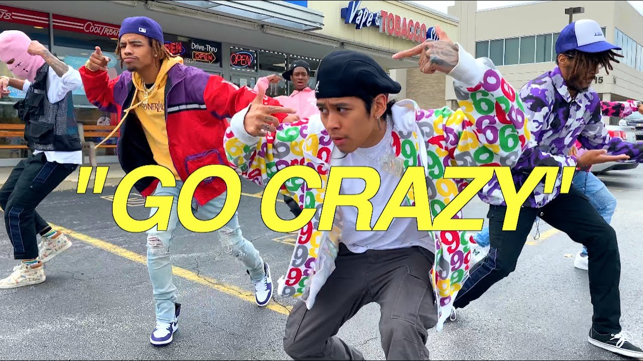 """GO CRAZY"" - Chris Brown & Young Thug 