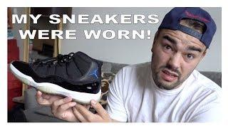 Flight Club Sold Me Worn Sneakers - YouTube