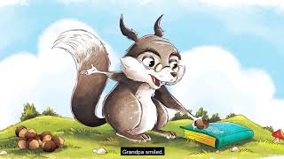 Save Your Acorns: Cantonese version with English subtitles Voiceover by Sandy Lau