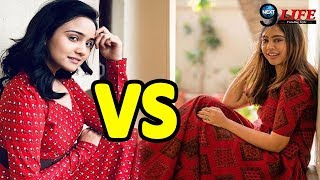 Naina Fame Ashi Singh OR Mannat Fame Niti Taylor-Who Is More Cute Actress ? Must Comment Below…!