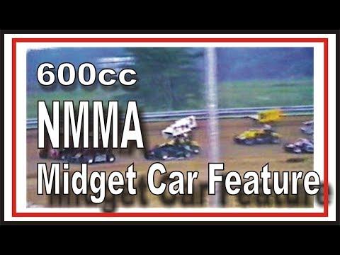 SIR Raceway 600cc Feature Midget Car Race, NMMA