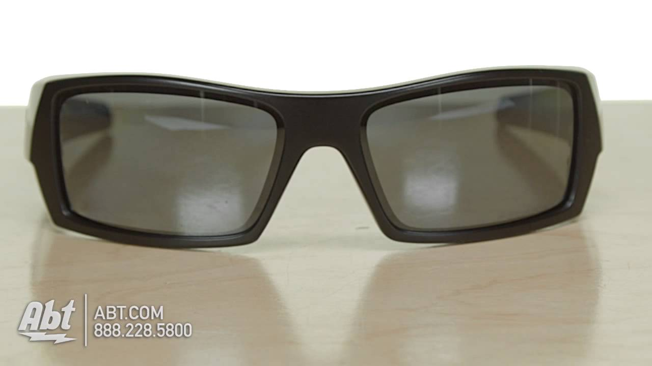 32b80080414 Oakley Polarized Gascan Sunglasses Overview - YouTube