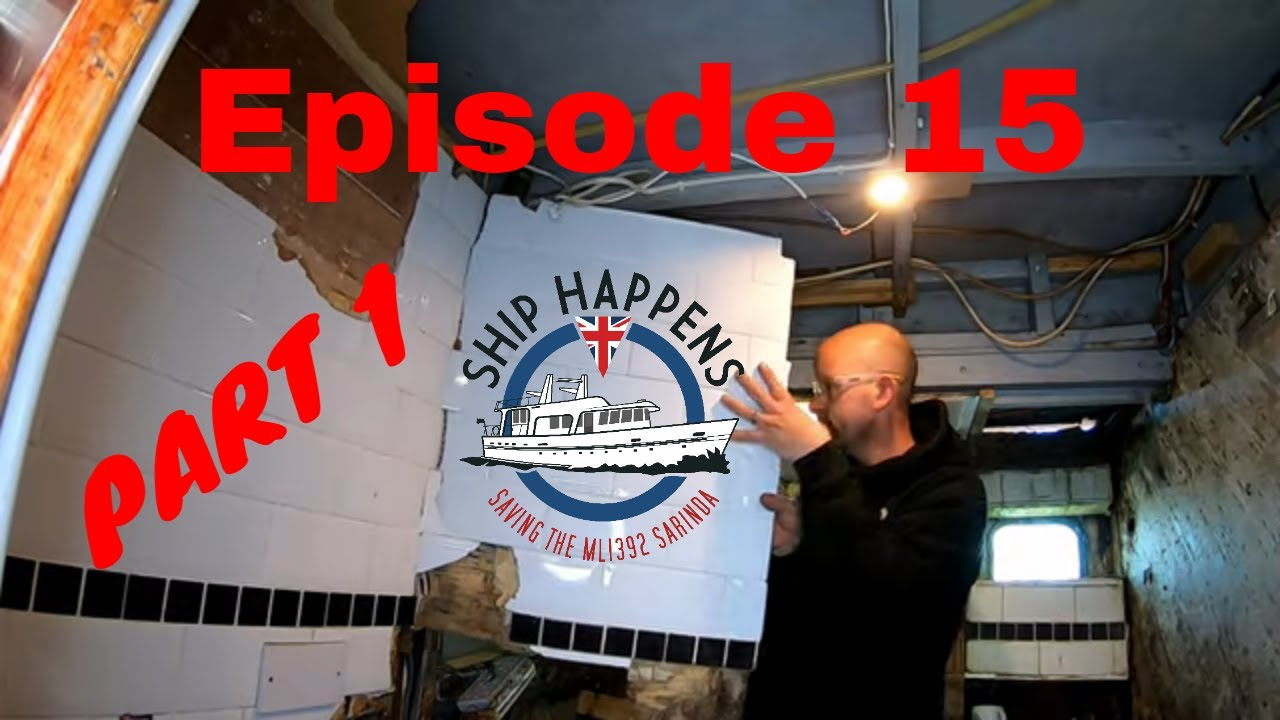 Ep 15 Part 1 - Simon Stays Solo and Destroys The Boat