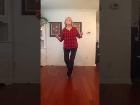 Drinking problem line dance