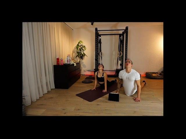 LIVE Workout mit Andrej vom 02.03.2021