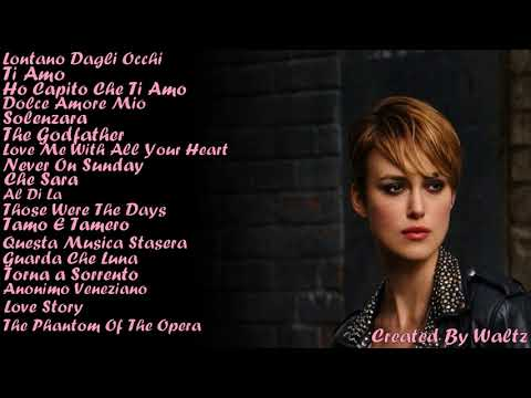 Best Italian love Songs Ever - Ti Amo Collection
